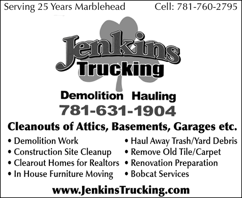 Jenkins Trucking - Movers Marblehead, MA