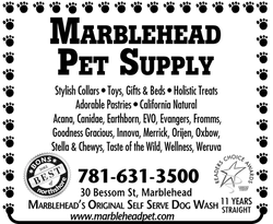 Marblehead MA Pet Shops